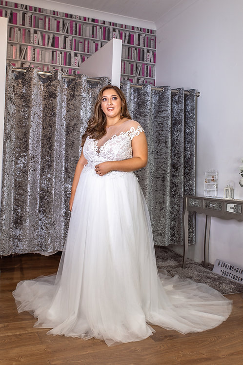 The Sienna Bridal Gown