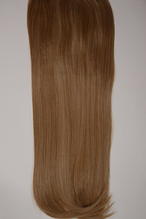 Honey Blonde Straight Clip In 3 Piece Hair Extensions