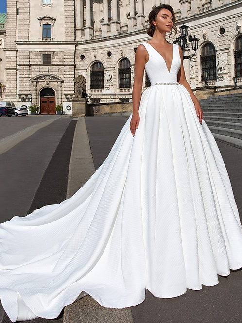 Aria Eden Couture Design Gown