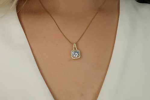 Jessica Sterling Silver Necklace