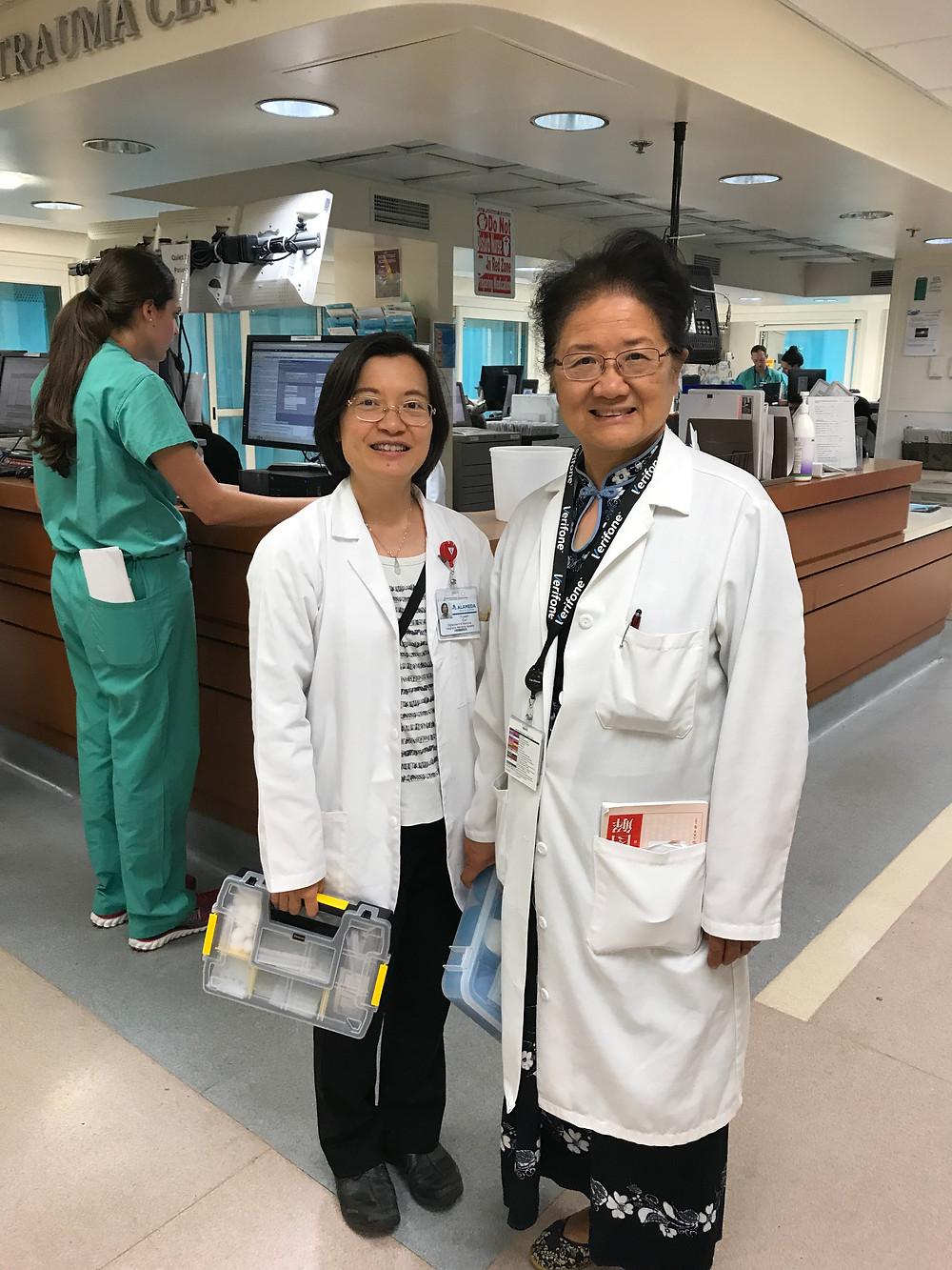 Supervisor Dr Rona Ma