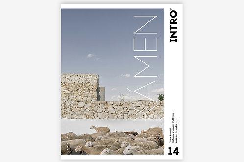 INTRO časopis o architektuře 14 - kámen