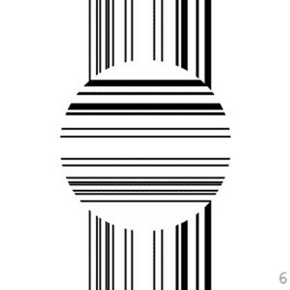Grafika v dřevěném rámu 6-14