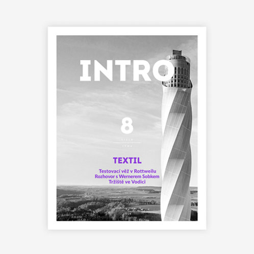 INTRO časopis o architektuře 4-8