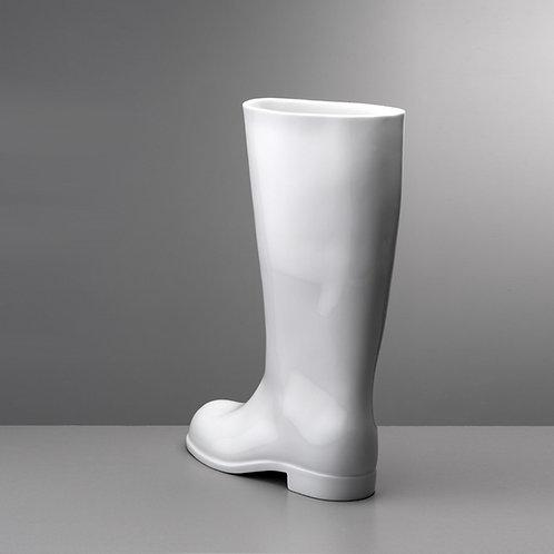 Porcelánová váza holinka - levá