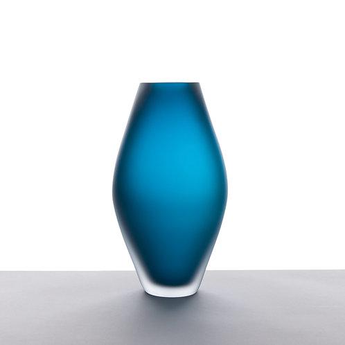 Váza Lastura modrá