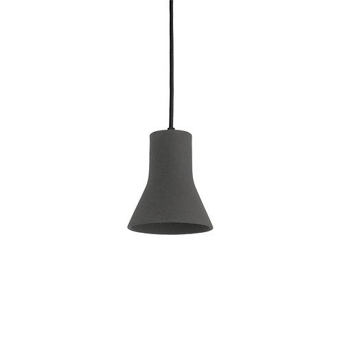 Keramické svítidlo YPSEN - černý mat