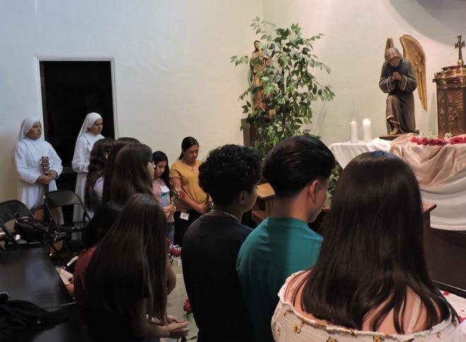 Misión: Sagrado Corazón Phoenix, Arizona