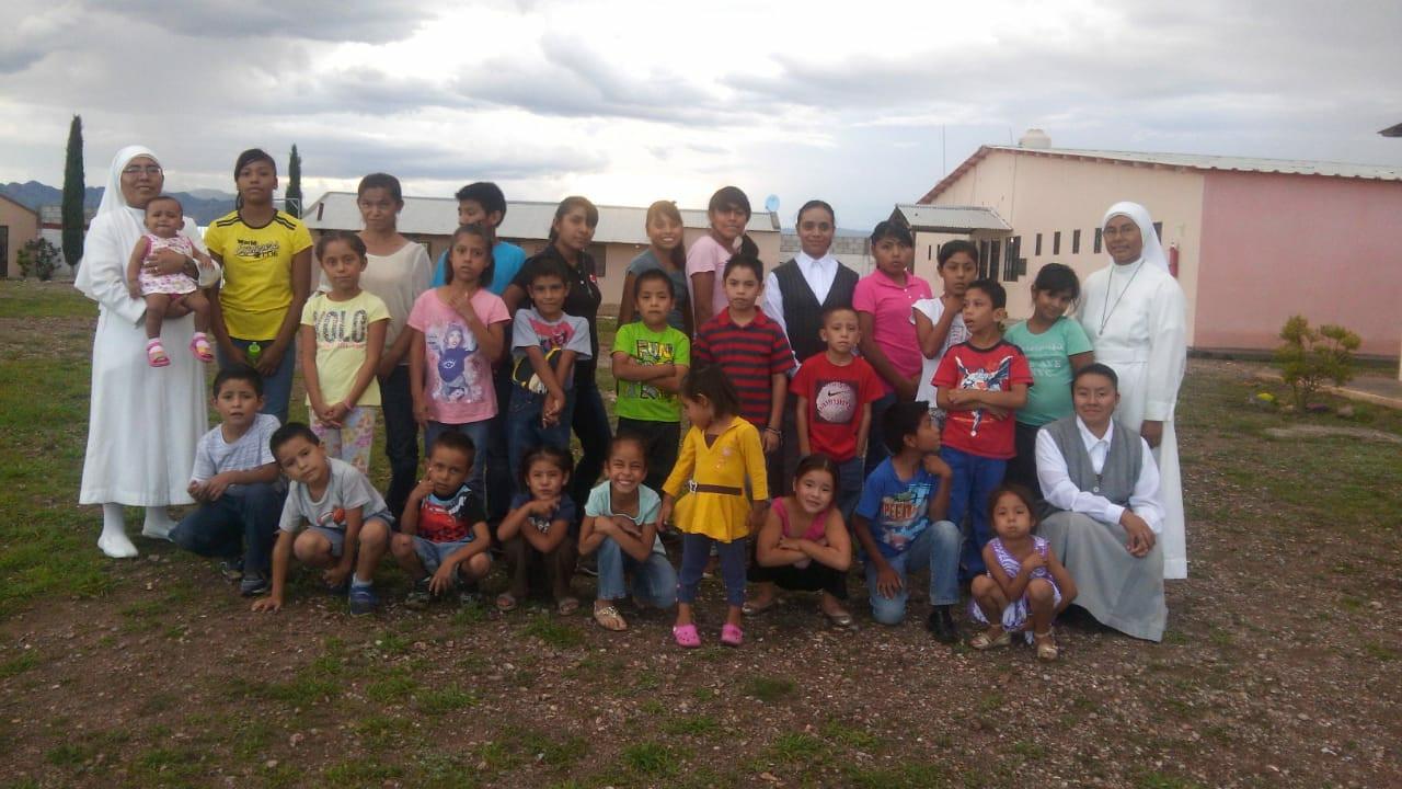Villa Inafantil Ntra. Sra. de la Esperanza. Matamoros, Chuhuahua