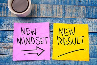 New Mindset New Result. Self Development