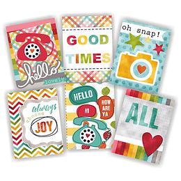 Bright Shine Life Cards Vol 3