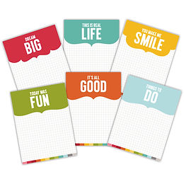 Bright Shine Life Cards Vol 1