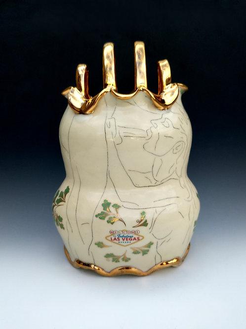 Sex Worker Vase