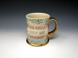 Transgender Rights Mug (Detail)