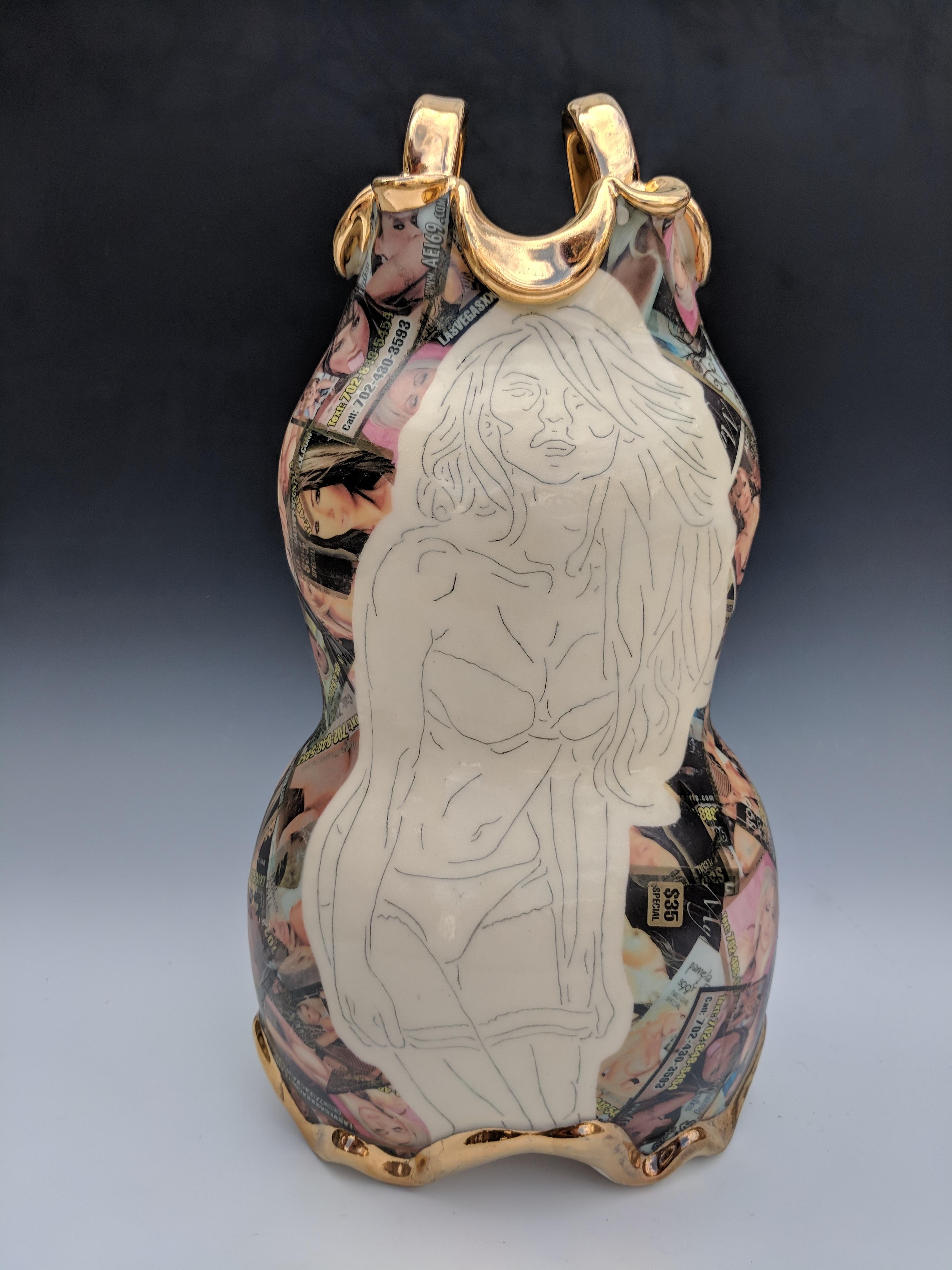 Nevada Prostitution Vase