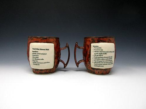 (Im)PeachMint Moscow Mule Mug