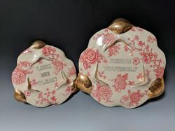 Sexpot Plates (Detail)