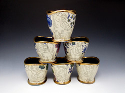Sexpot Whiskey Cups