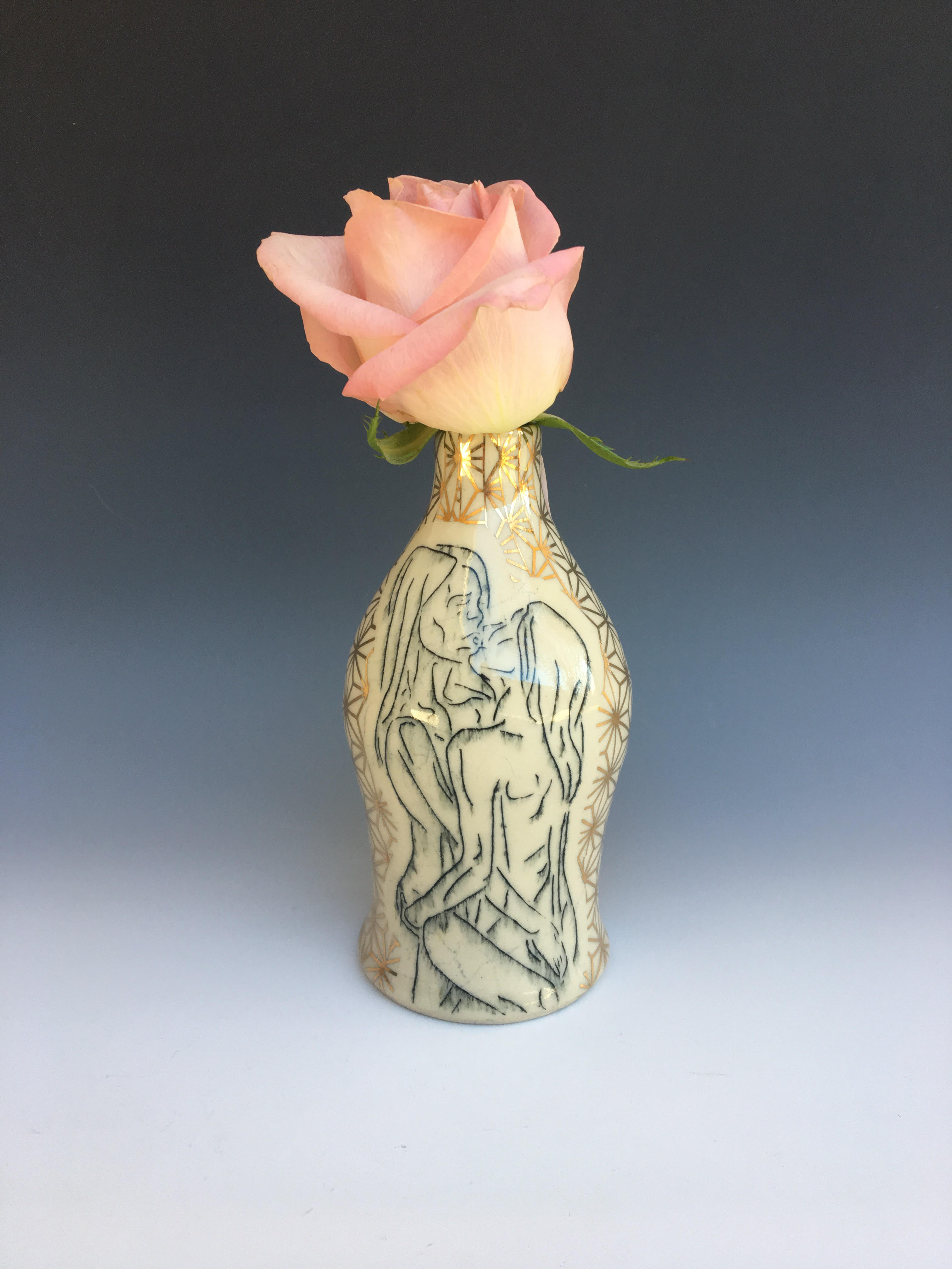 Sexpot Bud Vase