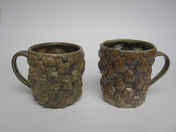Quilted Mugs