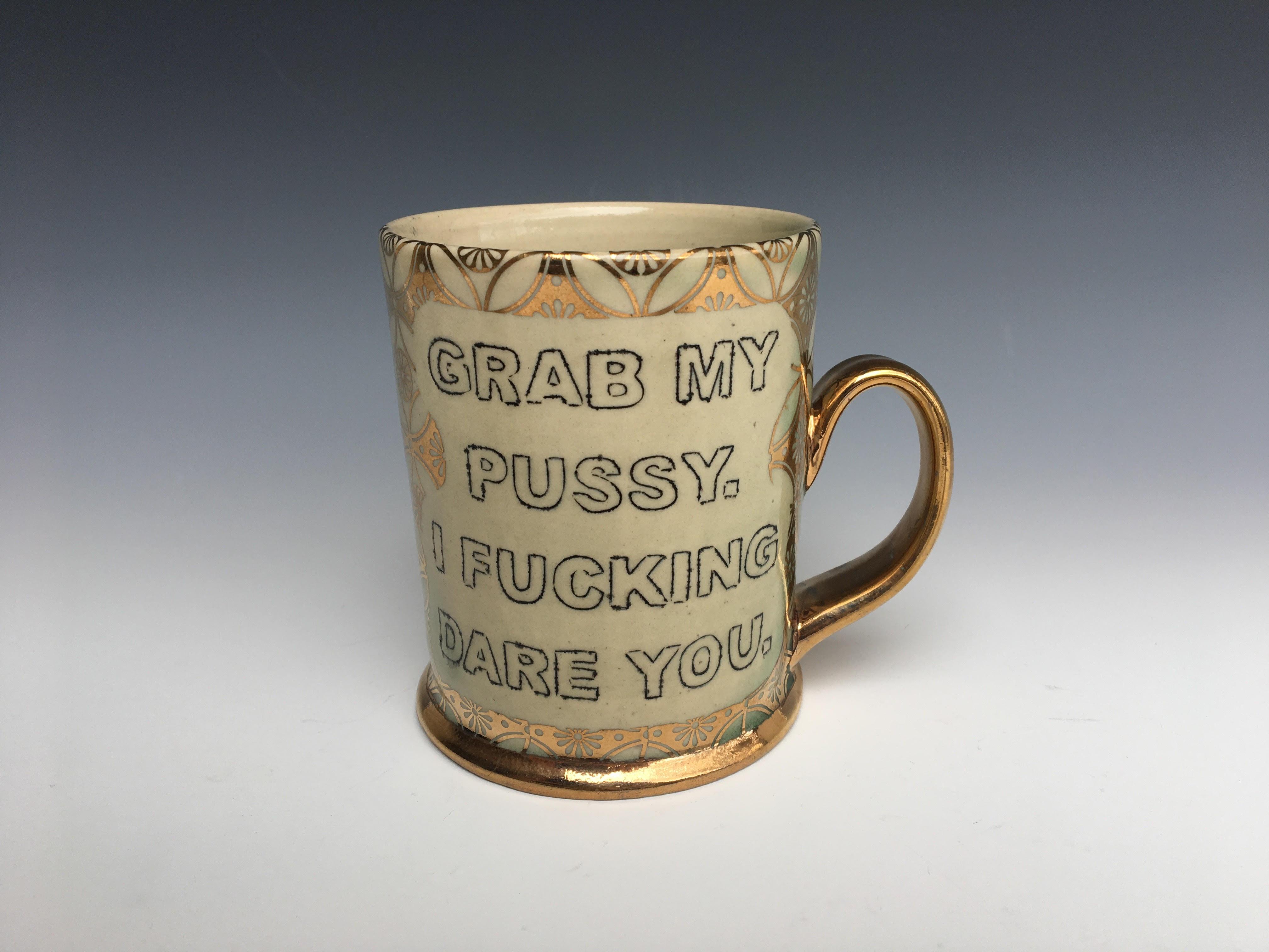 Pussy Mug (Detail)