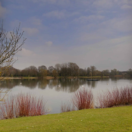 Caldecotte Lake 6