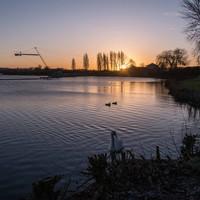 Willen Lake 19