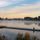 Caldecotte Lake 22