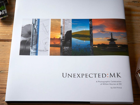 The Unexpected:MK Photography Book is now available as a PDF