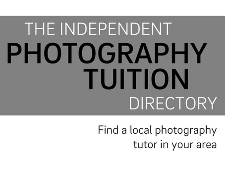 Calling all Photography Tuition providers