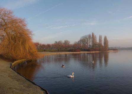 Willen Lake 9