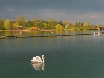 Willen Lake 15