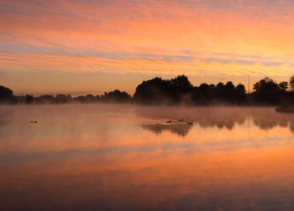 Caldecotte Lake 14