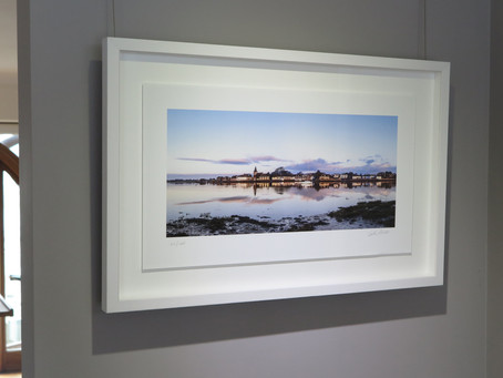 New work now available for sale at Bosham Gallery