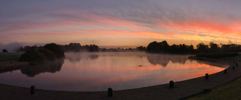 Caldecotte Lake 12