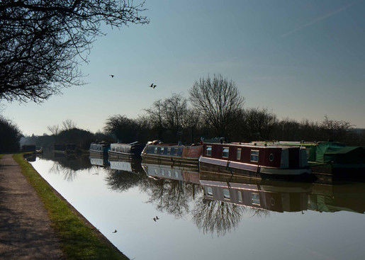 Grand Union Canal 29