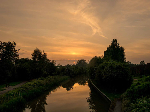 Grand Union Canal 48