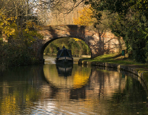 Grand Union Canal 19