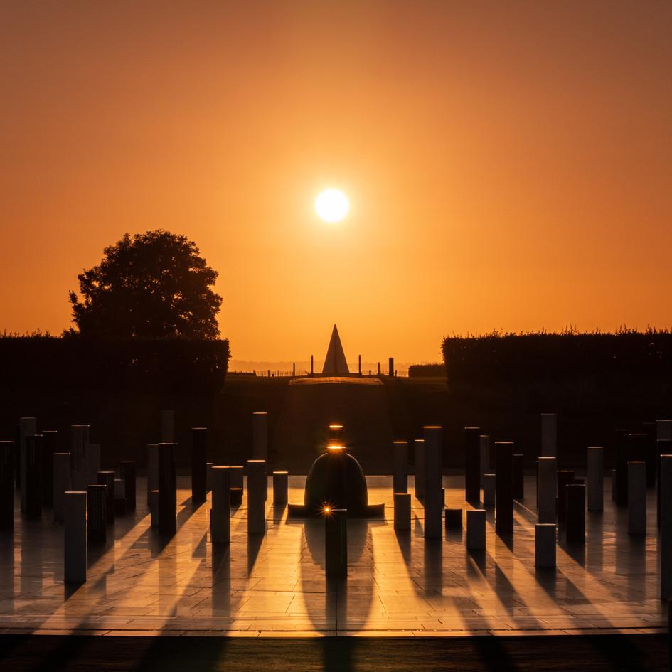 Midsummer Sunrise