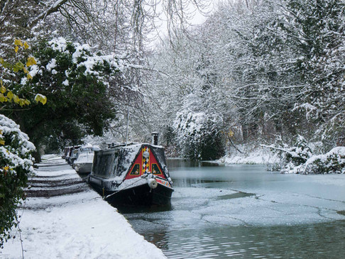 Grand Union Canal 21