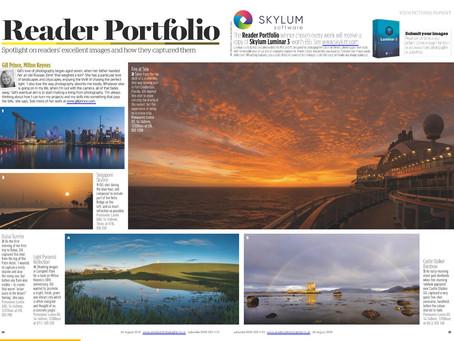 Images published in Amateur Photographer Magazine