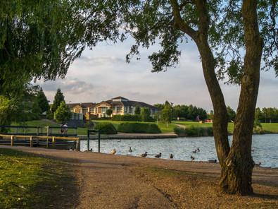Willen Lake 14
