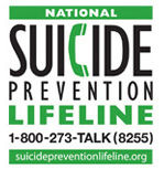 National Suicide Prevention Lifeline Link