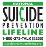 National Suicide Prevention Lifeline Link