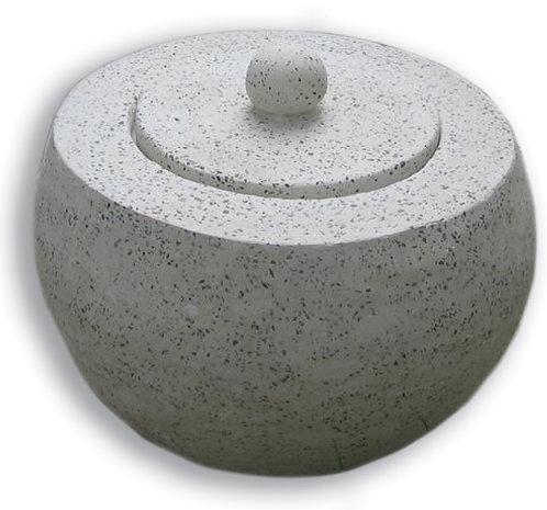 Terrazzo Fire Pot