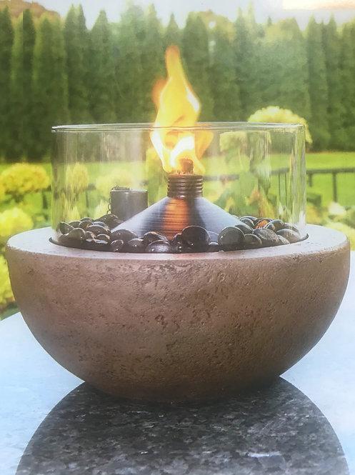Tabletop Citronella Fire Bowl