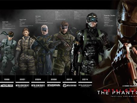 Theme Analysis: The Metal Gear Saga