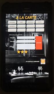 Menu électronique i-menus