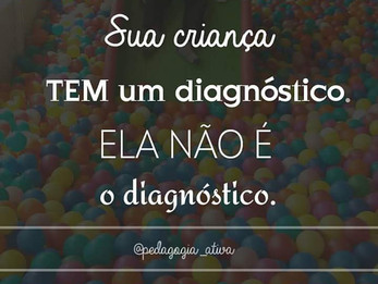Identidade X Diagnóstico
