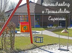 Homeschooling educação domiciliar necessidades especiais